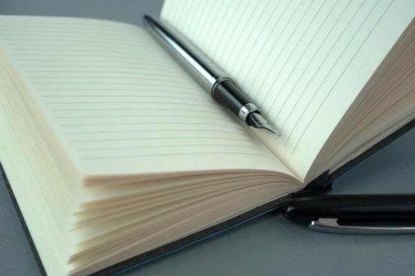 ノートでの勉強
